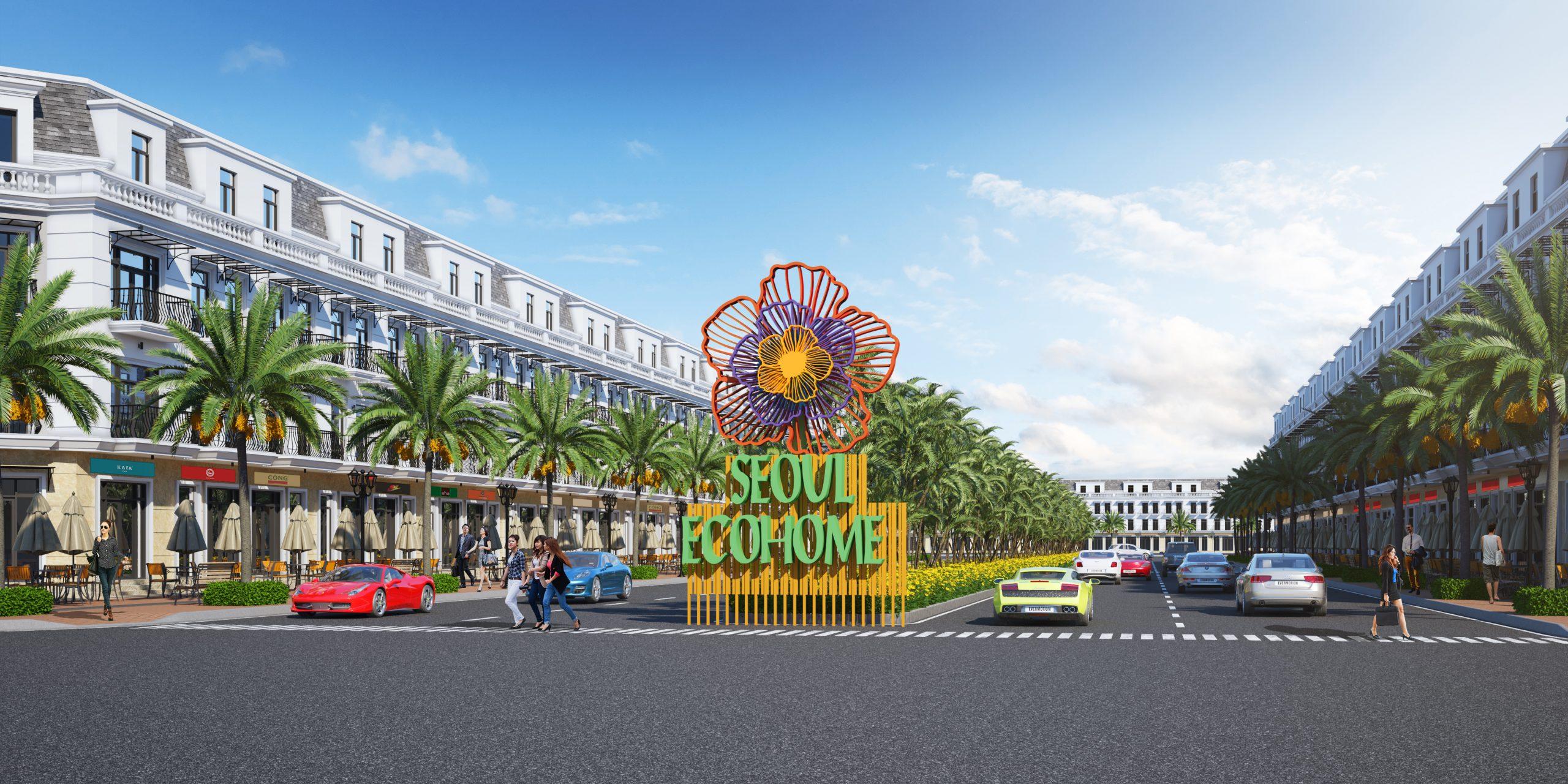 Dự án Seoul Ecohome
