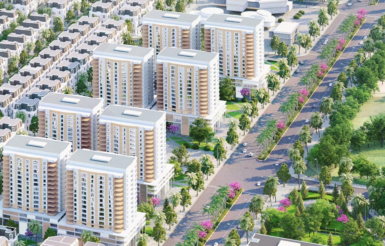Chung cư dự án seoul Ecohome