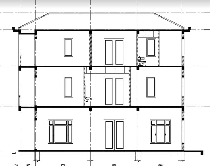 Mặt bằng thiết kế Biệt thự đơn lập dự án Seoul Eco Home